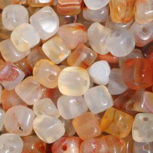 Perle naturelle Baroque semi-précieuse 5-8mm