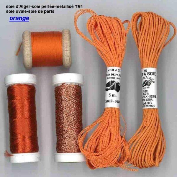pack decouverte fils de soie
