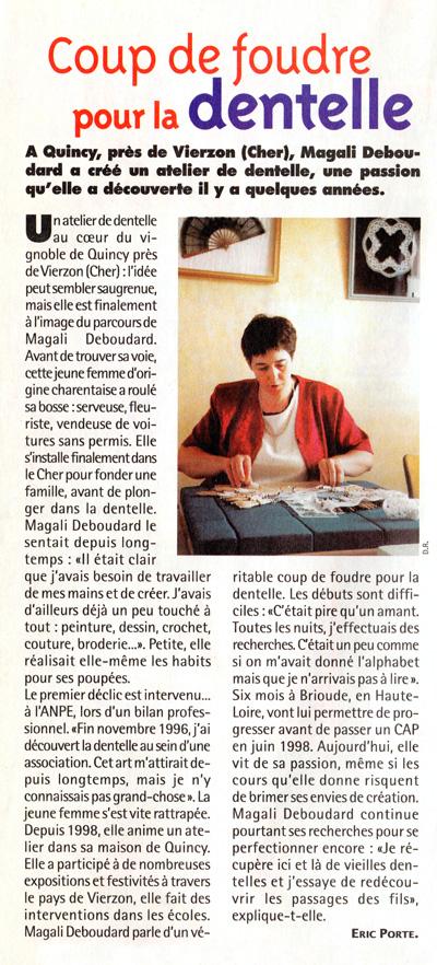 Fémina - 22/10/2000 - Eric Porte