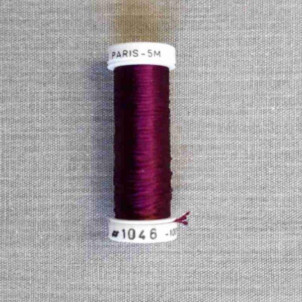 """Soie de Paris """"Mauve-violet"""""""