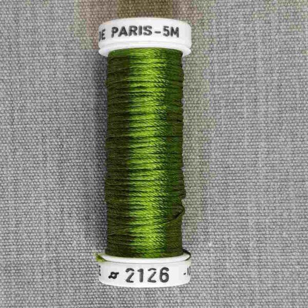 """Soie de Paris """"vert"""""""