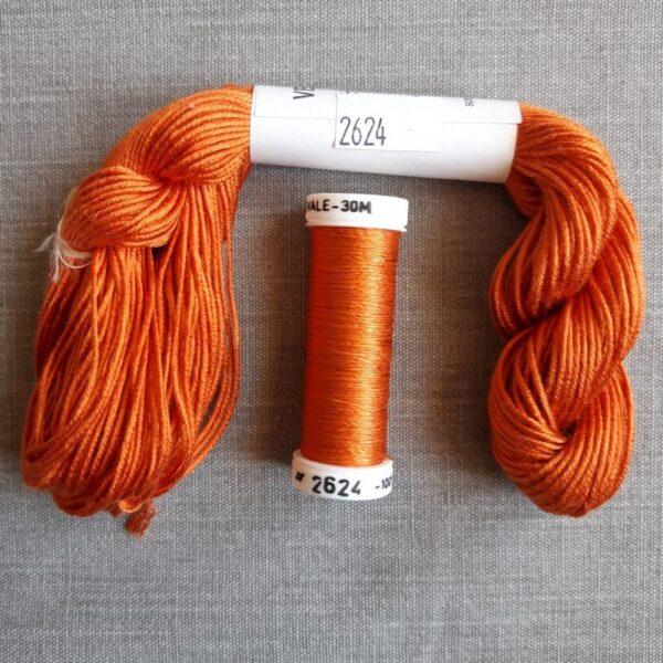 Kit de soie jaune orange pour éventail