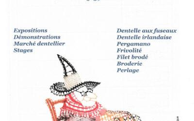 Festival Dentellier de Bretagne à Colpo (56)